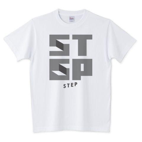 STEP| デザインTシャツ通販 T-SHIRTS TRINITY(Tシャツトリニティ)