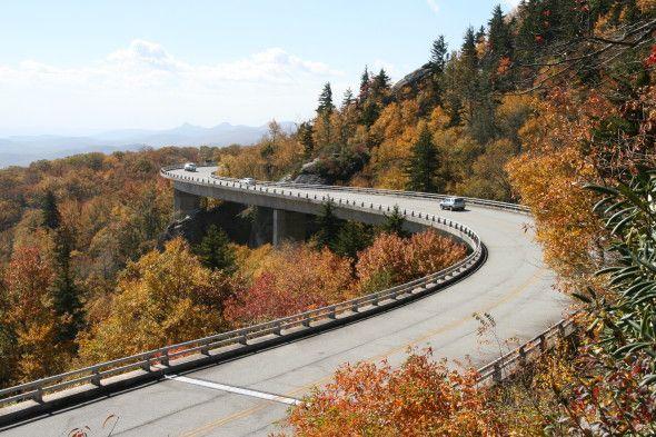 Blue ridge parkway - USA
