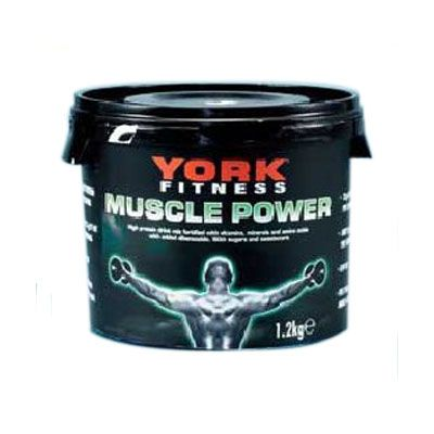 York Fitness Muscle Power Formula 1.2kg Bucket/Tub - Vanilla (10 Tubs) No description http://www.comparestoreprices.co.uk/vitamins-and-supplements/york-fitness-muscle-power-formula-1-2kg-bucket-tub--vanilla-10-tubs-.asp