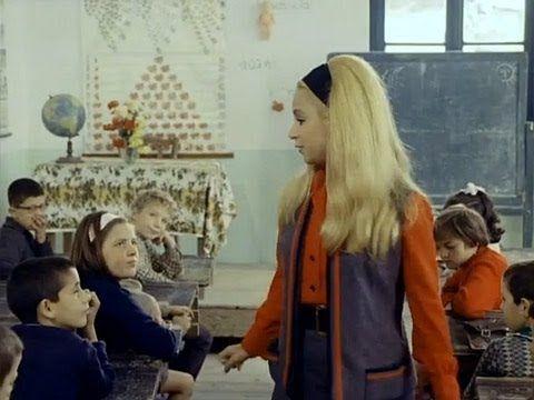 Η Δασκάλα με τα Χρύσα Μαλλιά - 1969