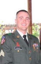 Sgt. Christopher J. Birdwell | Faces of the Fallen | The Washington Post