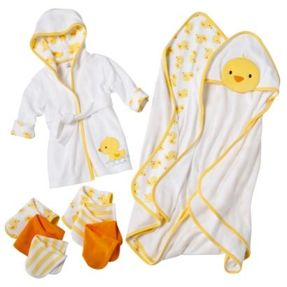 JUST ONE YOU ™ Made by Carter's ® Duck Bath Gift Bundle. 9 items. Precio: $24.29