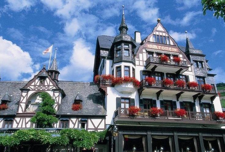 historisches Hotel mit viel Charme...