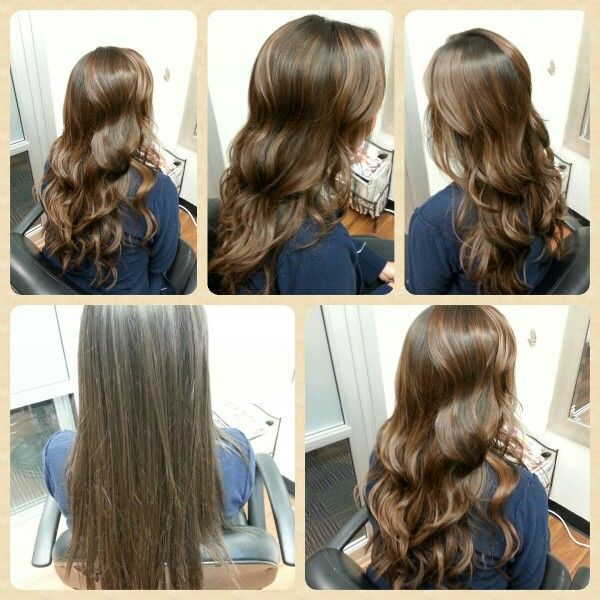 8 best flamboyage highlights images on pinterest highlights light brown flamboyage highlights on virgin hair before after pmusecretfo Image collections