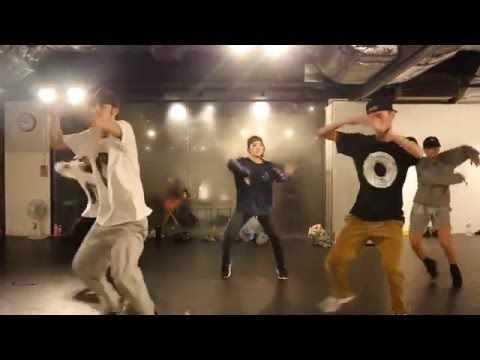 """ NOPPO & McGee WORKSHOP "" Weight In Gold (Louis Futon Remix) / Gallant @En Dance Studio Shibuya - YouTube"
