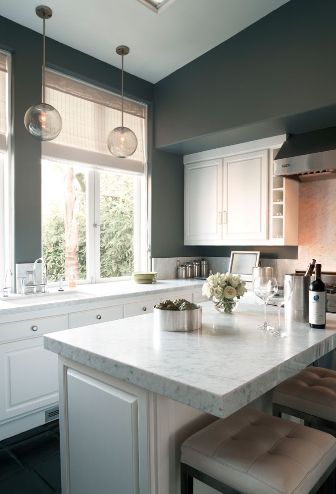 White Kitchen Grey Walls 112 best kitchen ideas images on pinterest | kitchen, dream