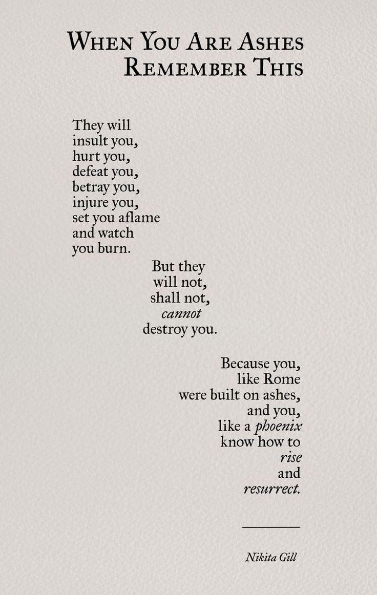Nikita Gill #quotes
