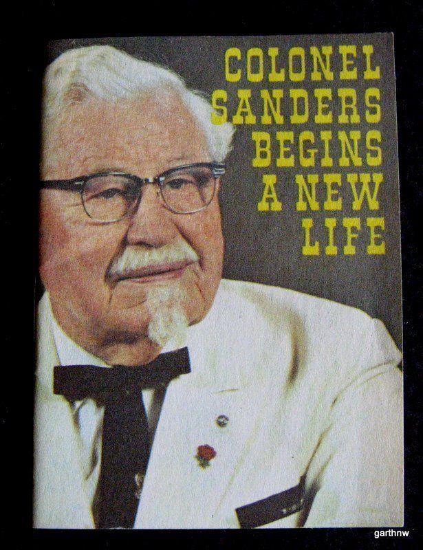 Colonel sanders wedding