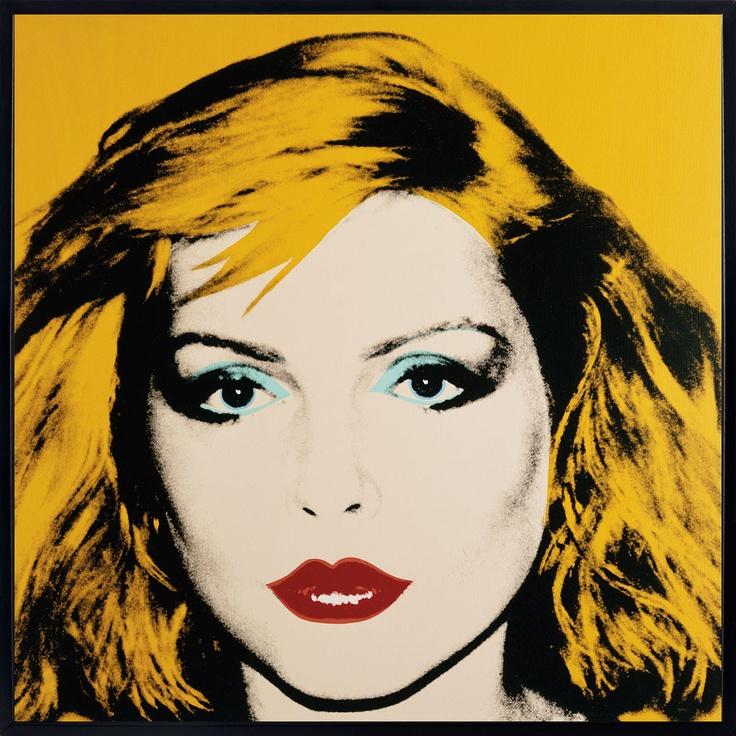 Warhol—Debbie Harry 1980