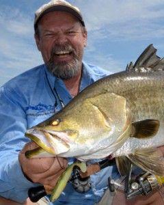 Bream fishing for Barramundi | Shimano Shack
