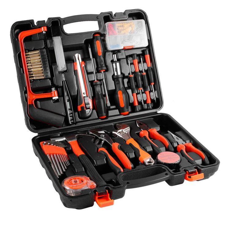 100 Pcs Robust Multi-functional Tool Kit
