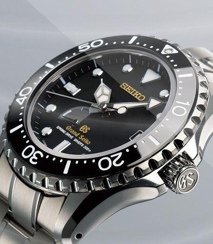 Seiko Grand Seiko Spring Drive Titanium SBGA031, people'll still buy Rolex and… …