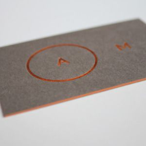 54 best business cards images on pinterest business card design letterpress business cards letterpress business cards reheart Image collections