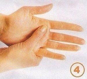 Punkty na rękę dla szybkiego powrotu do zdrowia