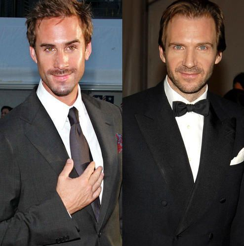 Joseph and Jacob Fiennes.   I'll take the one on the left!