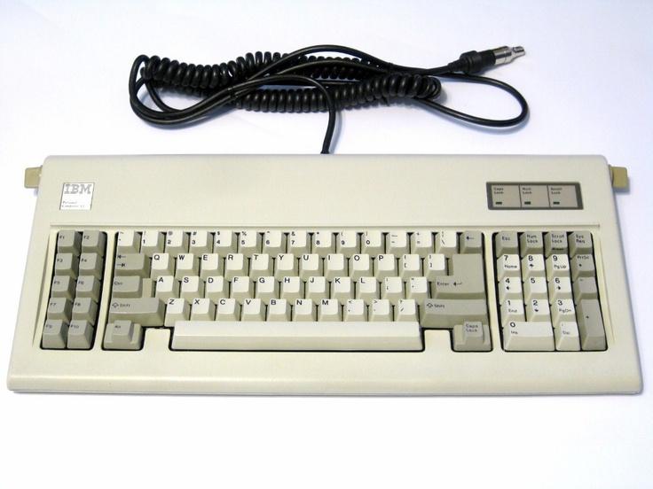 38 best IBM Model M keyboards images on Pinterest   Ibm, Keyboard ...