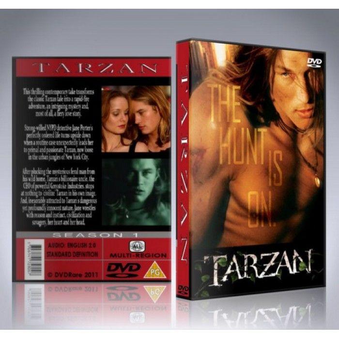 Tarzan DVD - Travis Fimmel - 2003