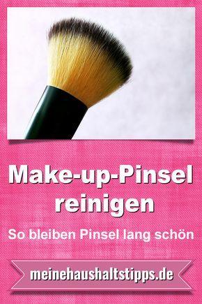 Sie gehören beim Auftragen von Make-Up einfach dazu: Hochwertige Pinsel machen es einfach, mit Puder, Rouge und vielen weiteren feinen Produkten umzugehen, die Ihr Leben jeden Tag ein bisschen schöner machen.  Hier erfahren , wie die Pinsel lange schön halten sind und für mehr Hygiene am Schminktisch sorgen.