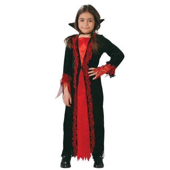 Vampier kostuum meisjes #vampier #vampierjurk