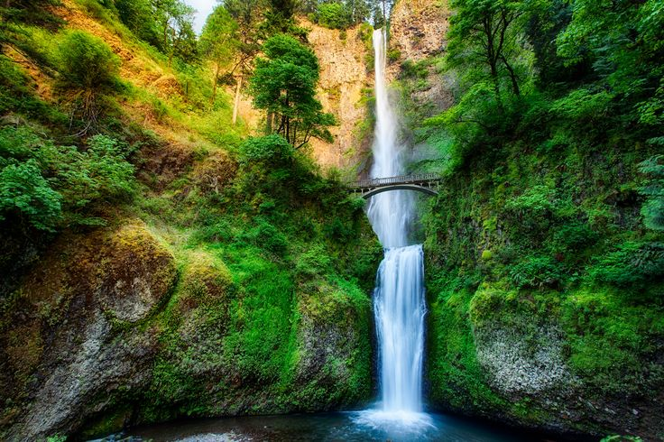 Top 6 Waterfalls in North America   Road Trip - Discover Your America with Roadtrippers