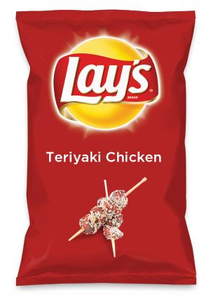 Wouldn't Teriyaki Chicken be yummy as a chip? Lay's Do Us A Flavor is back, and the search is on for the yummiest flavor idea. Create a flavor, choose a chip and you could win $1 million! https://www.dousaflavor.com See Rules.