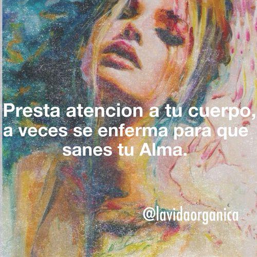 Alma, Cuerpo y Mente.
