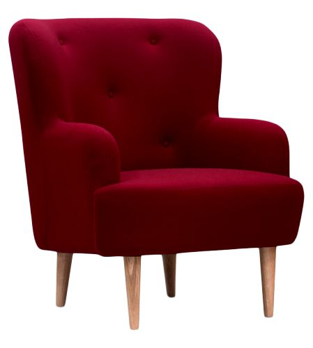Wilbo fauteuil en tissu (www.habitat.fr)