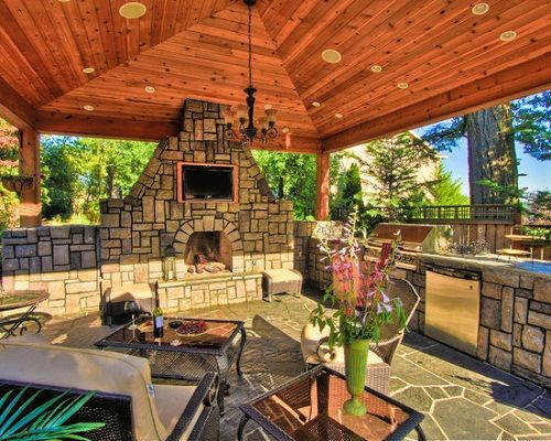 15 best take full advantage of your outdoors images on for Outdoor kitchen cost estimator
