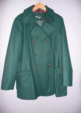 À vendre sur #vintedfrance ! http://www.vinted.fr/mode-femmes/manteaux-dhiver/26271604-manteau-vert-sapin-chattawak-taille-40