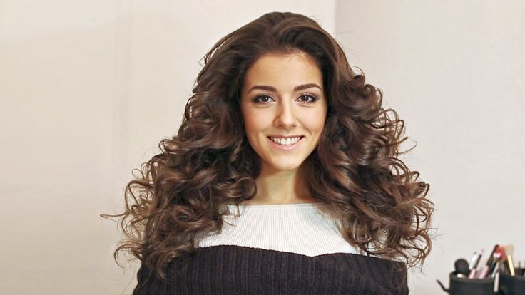 cool Современная химическая завивка волос (50 фото) — Крупные локоны любой длины Читай больше http://avrorra.com/himicheskaja-zavivka-volos-krupnye-lokony-foto/