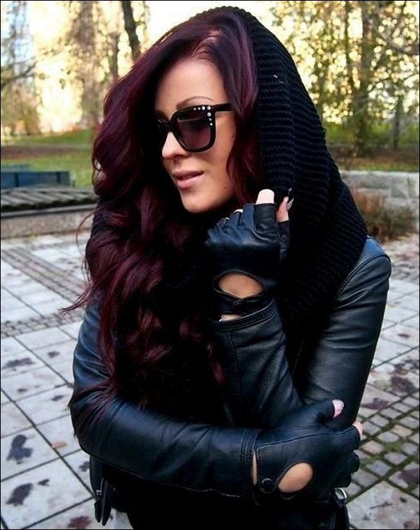 Burgundy Plum Brown Hair Color Download Page – Best Home Ideas