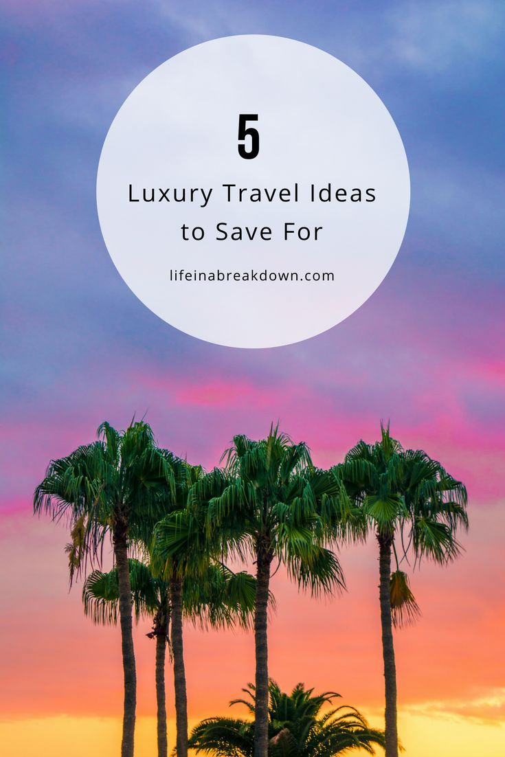 Looking to head away on a luxury retreat this year? Then check out these 5 ideas for the perfect luxury getaway.