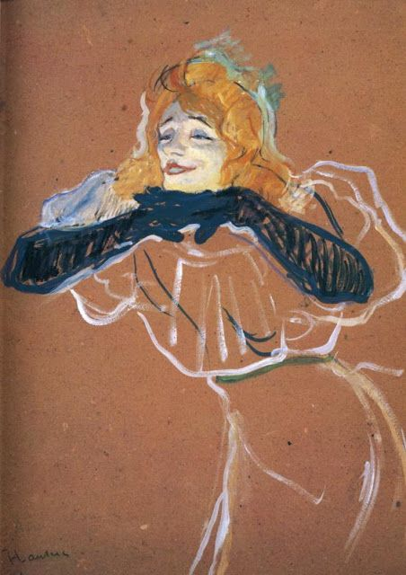 Η εύθυμη Υβέτ Σιλμπέρ  (1894)