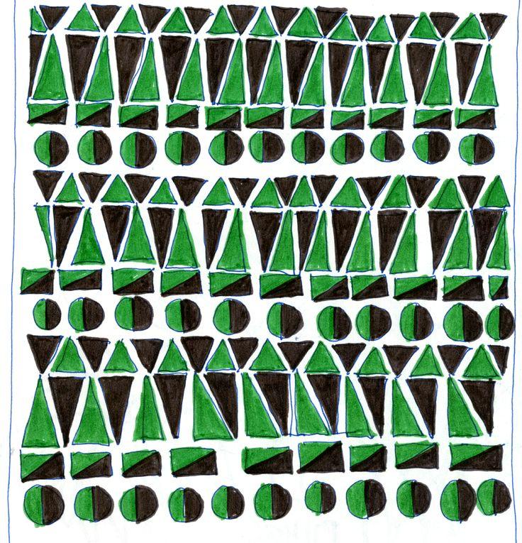 """Mali"", original artwork by Erja Hirvi for Samuji SS15. Inspiration: Africa"