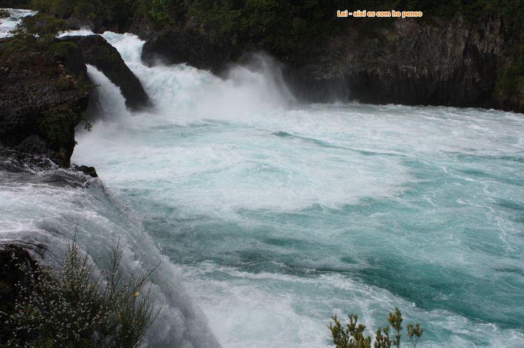 Saltos Petrohué - Región de los lagos - Chile