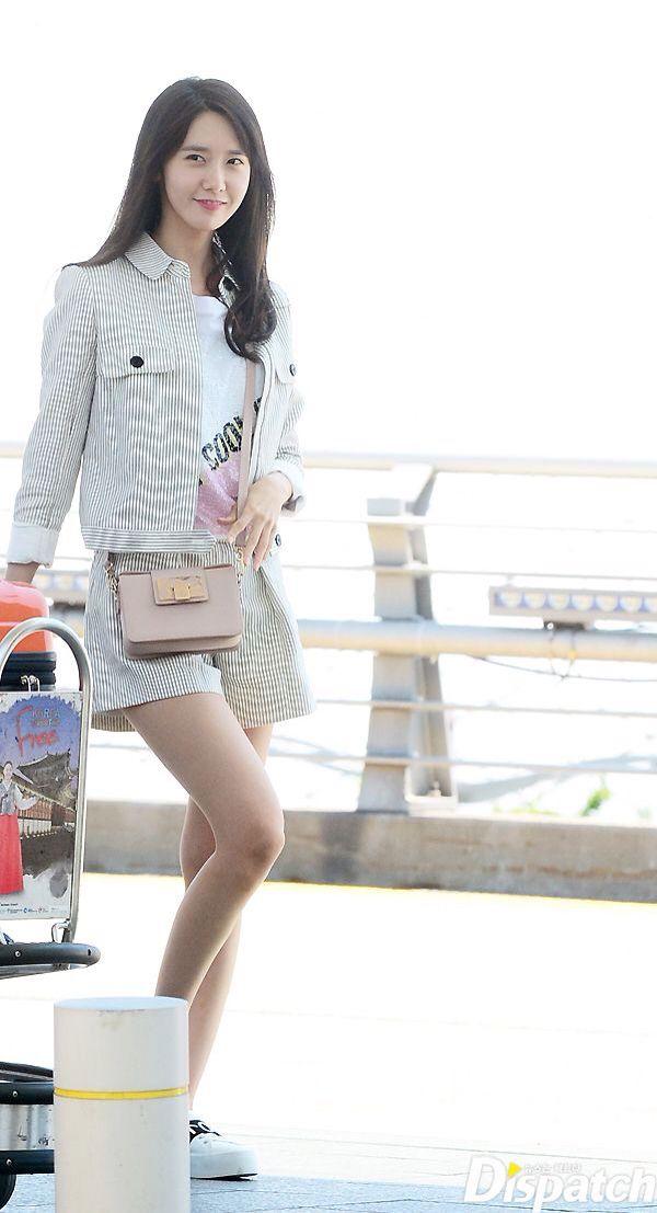 150520 Inchon airport SNSD Yoona