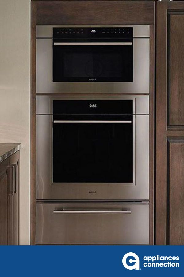 The Dropdown Door Built In Microwave Is Designed To Match M Series