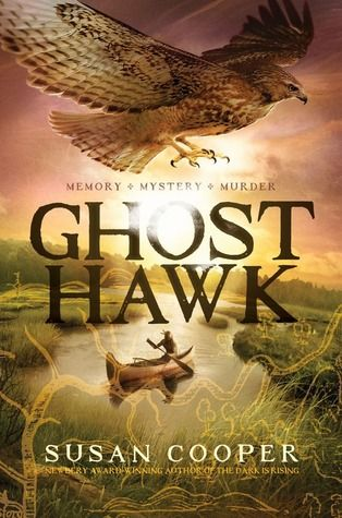 Ghost Hawk — California Young Reader Medal