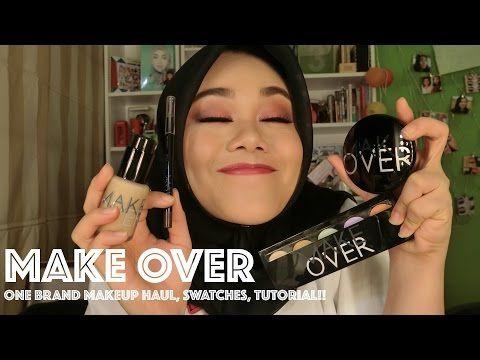 Makeover one brand tutorial
