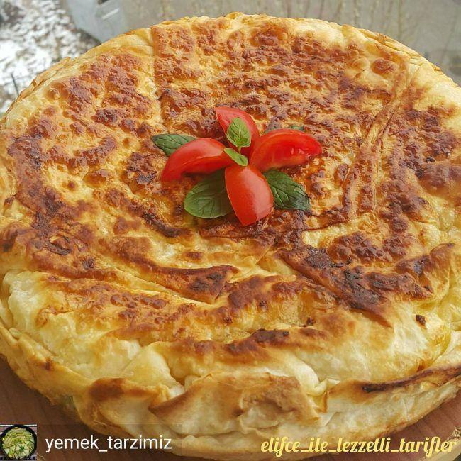 Tavada Börek Tarifi – Nurselin Mutfağı