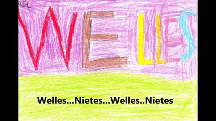 Welles nietes