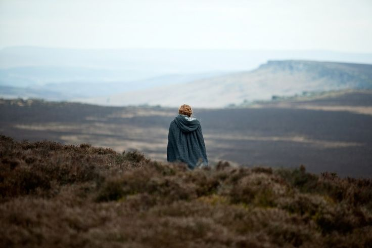I often have the urge to wander the moors. Maybe that means I've read too many Bronte novels.