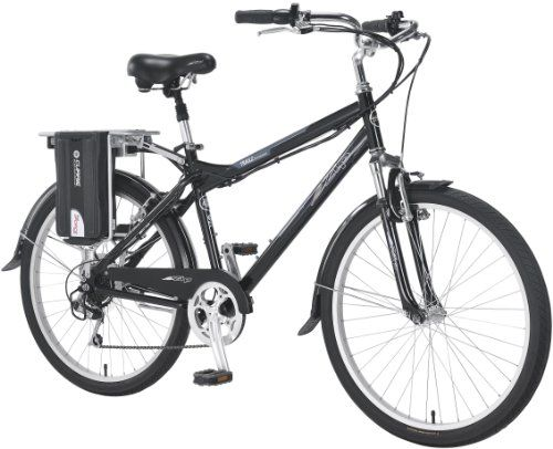 35 best electric bicycle images on pinterest bicycles for Best electric bike motor