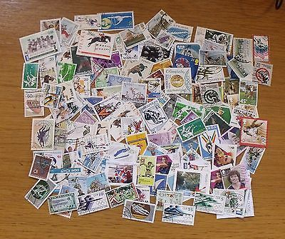 Packet 120 used thematic #stamps sport #olympics #cricket judo golf #cricket hocke,  View more on the LINK: http://www.zeppy.io/product/gb/2/252125027528/