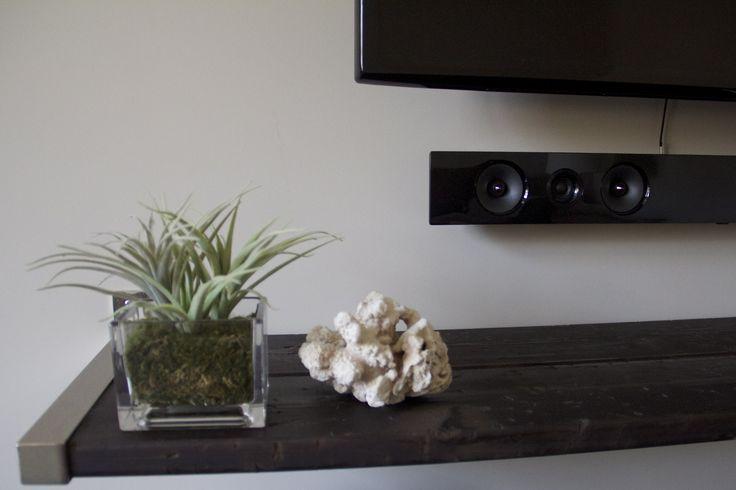 TV Wall/Shelves