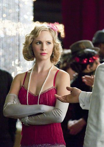 Caroline Forbes (Candice Accola) #TVD #TheVampireDiaries