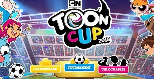 تحميل لعبة كاس تون 2020 للايفون مجانا Toon Cup Tournaments Games