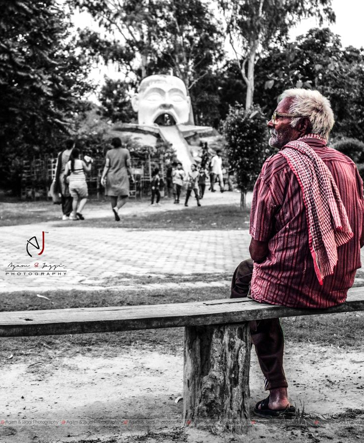 An Old Age Is A Second Childhood ...!!
