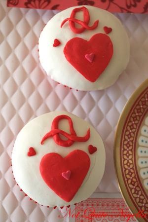 Queen of Hearts cupcakes I'm making these for my birthday!