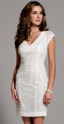 10 Best images about Wedding dresses casual on Pinterest - Lace ...